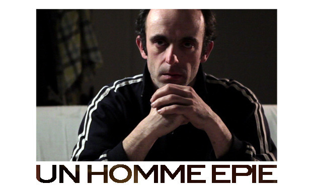 Project visual Un homme épié