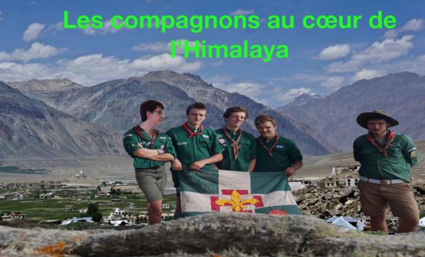 Visueel van project Les compagnons au cœur de l'Himalaya