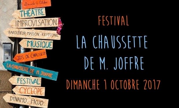 Visuel du projet Festival La Chaussette de M. Joffre