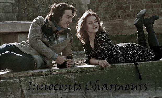 Visueel van project  Les innocents charmeurs