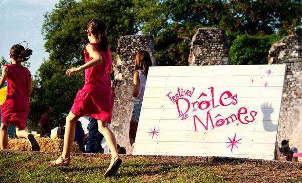 Visueel van project Festival  Drôles de Mômes #13