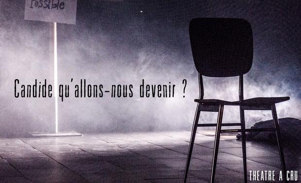 Visuel du projet Théâtre à cru - Festival d'Avignon 2017