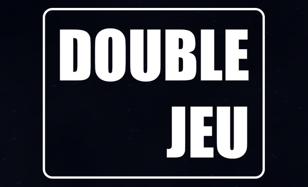 Visueel van project Double Jeu