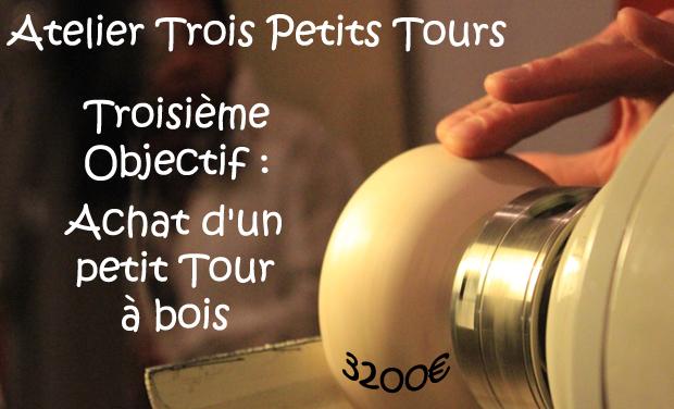 Project visual Un abri-bois pour Trois Petits Tours