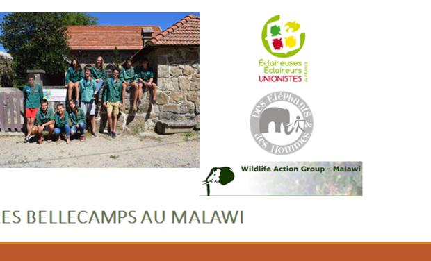 Visuel du projet Projet solidaire environemental au Malawi