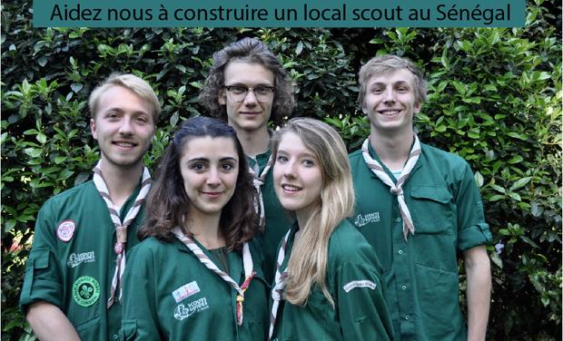 Visueel van project Aidez les scouts du Sénégal