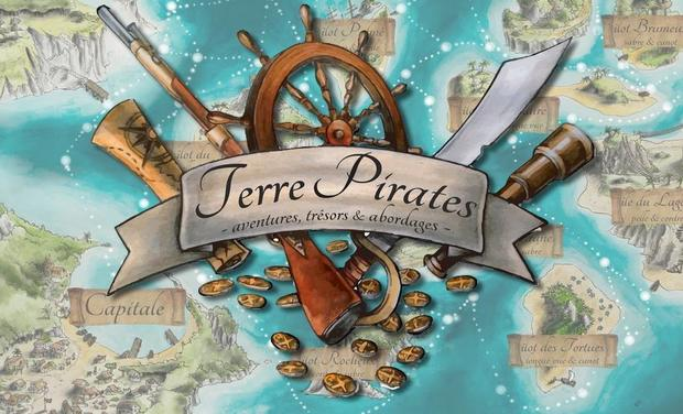 Project visual Terre Pirates : Le jeu