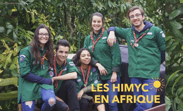 Visuel du projet Les HIMYC en Afrique
