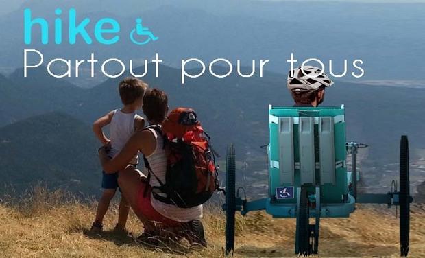 Visuel du projet hike, partout pour tous
