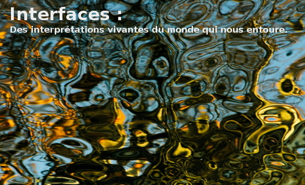 Project visual Interfaces - Exposition photographique