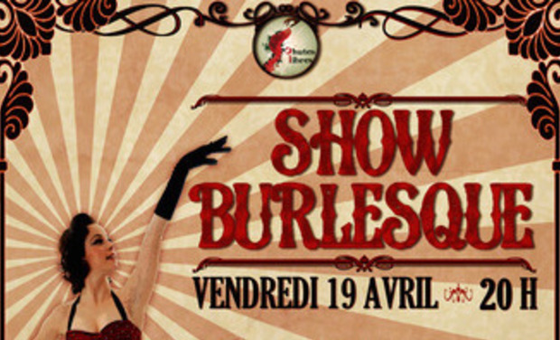 Project visual Show Burlesque
