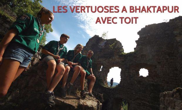 Project visual Les Vertuoses au Népal