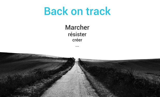 Visuel du projet Back on track