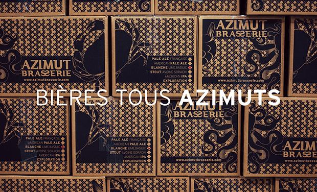Visueel van project Bières tous Azimuts