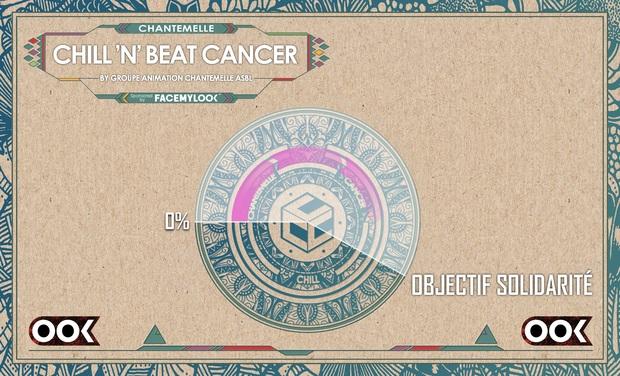 Visuel du projet Tous ensemble, Chill 'N' Beat Cancer