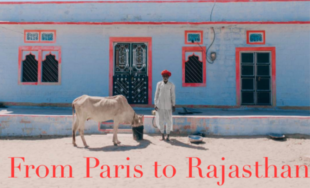 Visuel du projet From Paris to Rajasthan
