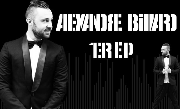 Project visual ALEXANDRE BILLARD - Nouveau single et clip !