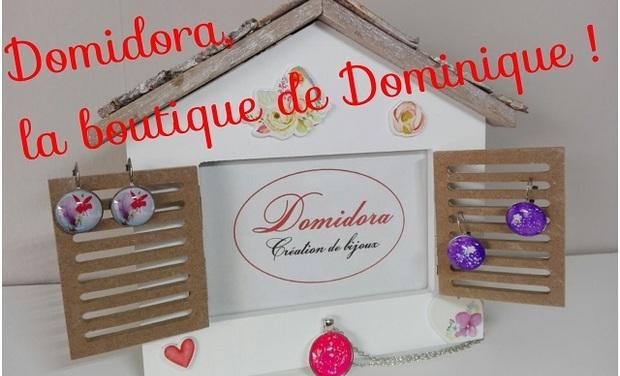Visuel du projet Domidora, la boutique de Dominique