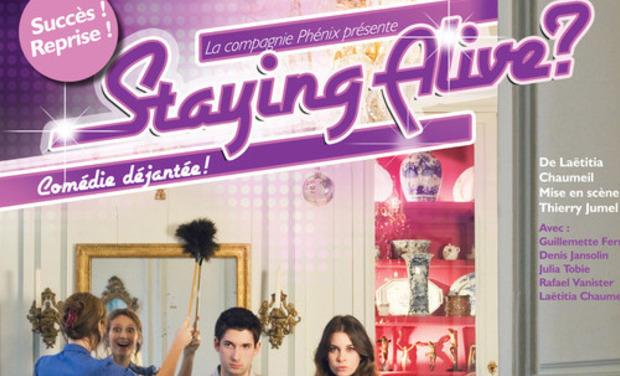 Visuel du projet « Staying alive ? »