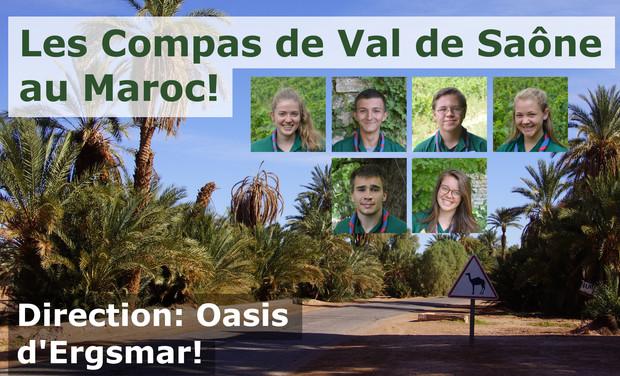 Project visual Les Compas 1 de VDS au Maroc