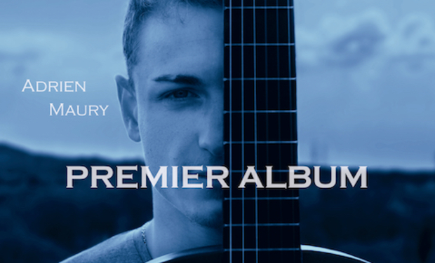 Project visual Adrien MAURY : Premier Album