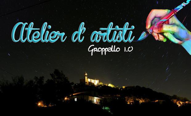 Project visual Atelier d'artisti a Groppallo
