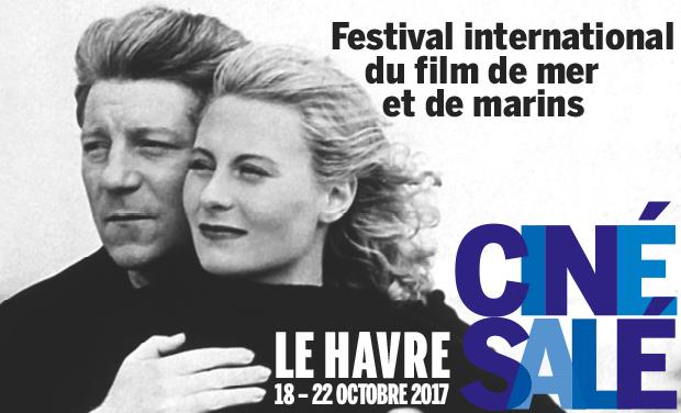 Project visual Ciné Salé, festival international du film de mer et de marins
