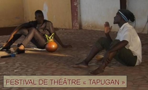 Visueel van project FESTIVAL DE THÉÂTRE « TAPUGAN »