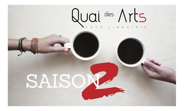 Project visual Quai des Arts - Saison 2 !