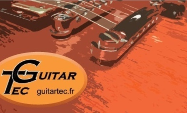 Project visual GUITARTEC Établis pour guitare