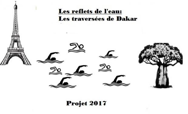 Visuel du projet DAKAR à la nage