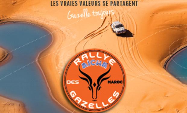 Visueel van project Soutenez l'équipe WHYNOT! dans sa participation au Rallye AÏCHA DES GAZELLES 2018 !