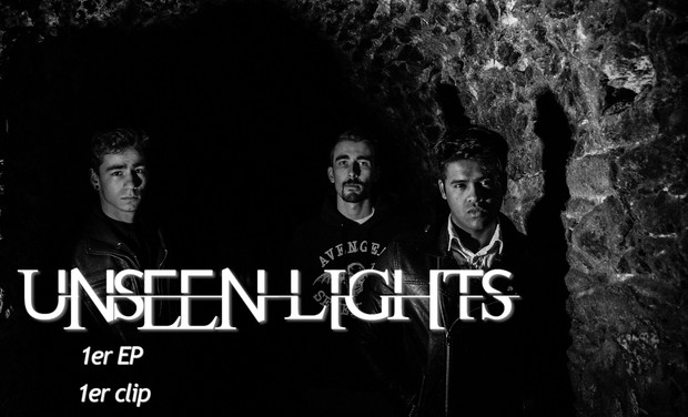 Project visual Unseen Lights - Participez au financement du premier EP et du premier clip !!