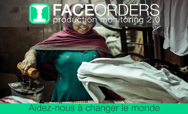 Project visual FACEORDERS - Production Monitoring 2.0