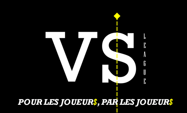 Visuel du projet VS League : le club de tous les Gamers !