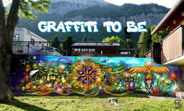 Visuel du projet Graffiti To Be