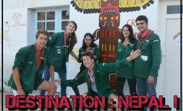 Visueel van project Les Compas Sceaux-lidaires au Népal