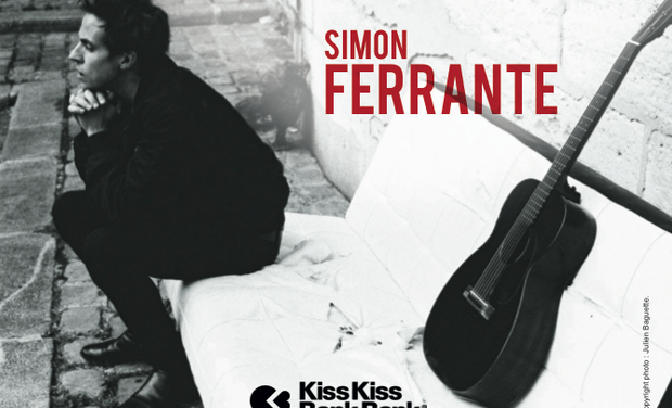 Project visual 1er Album de Simon Ferrante