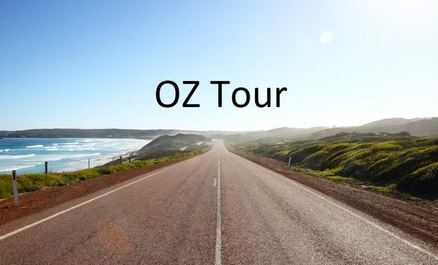 Visuel du projet OZ Tour