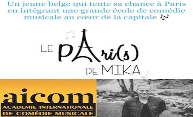 Visuel du projet Le Pari(s) de Mika