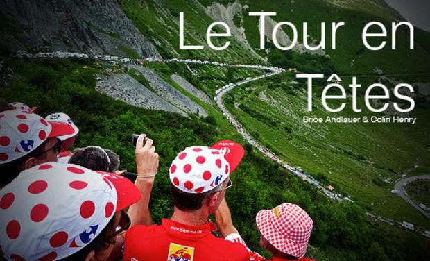 Visueel van project Le Tour en Têtes