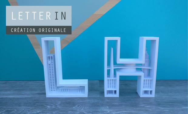 Visuel du projet LetterIN