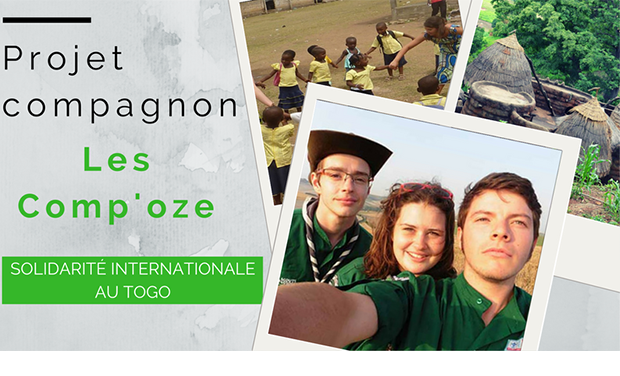 Visueel van project Go to TOGO pour les Comp'oze
