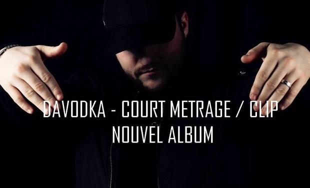 Project visual Davodka - Financement d'un court-métrage pour son album