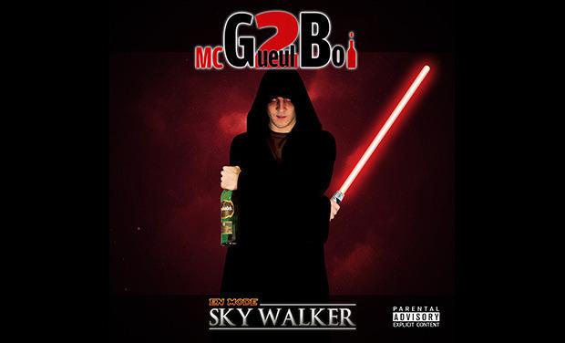 Project visual En mode Sky Walker