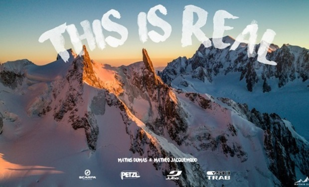 "Visuel du projet ""THIS IS REAL""  - le film"