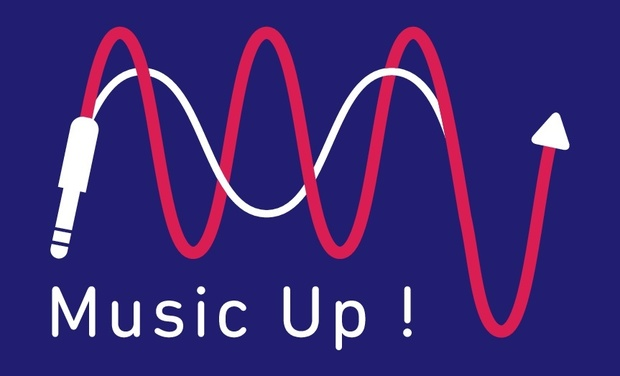 Project visual Music Up ! - La rencontre du monde musical de demain