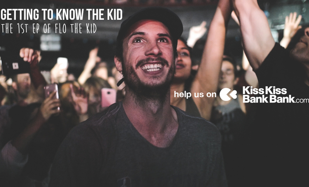 Visuel du projet Flo the kid - first EP (mini album)