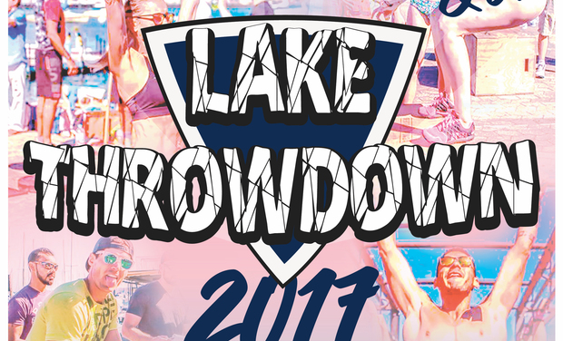 Project visual Lake Throwdown competition