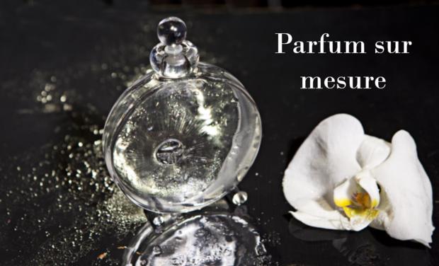 Project visual Parfum sur mesure